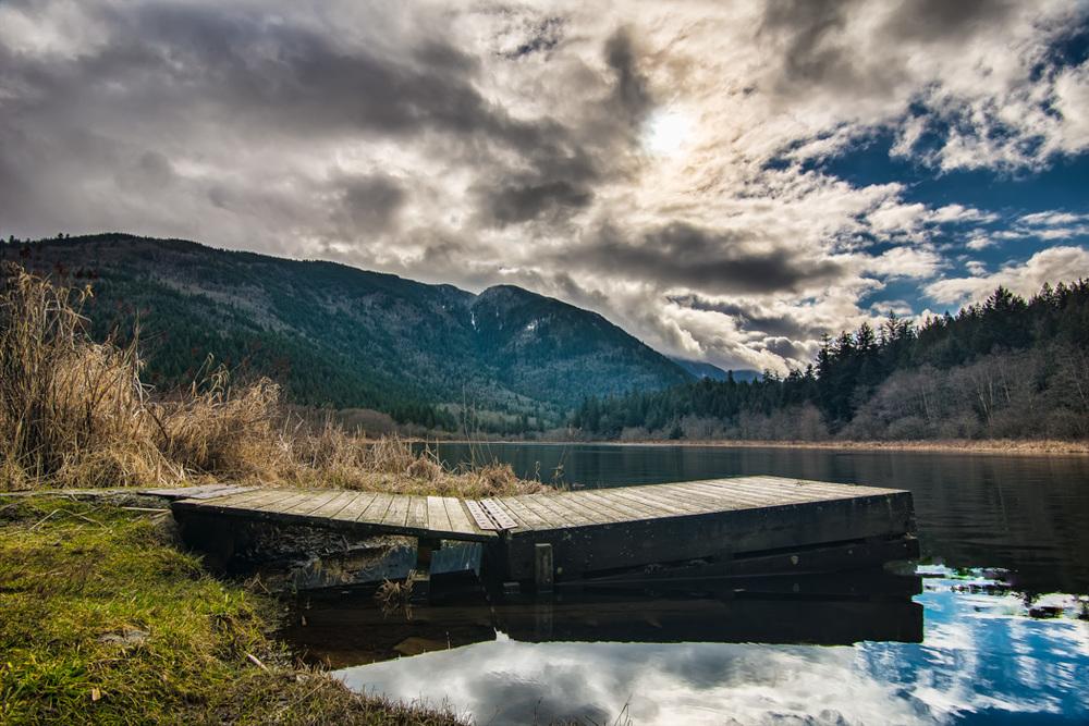 Quiet Lake Dock