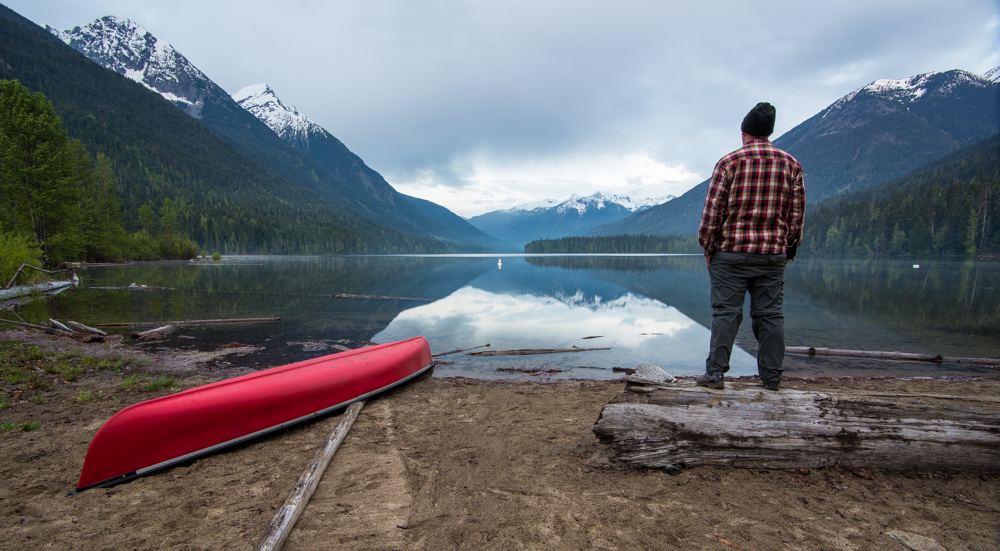 Birkenhead Lake View