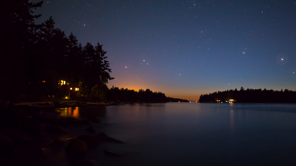 Galiano Nights