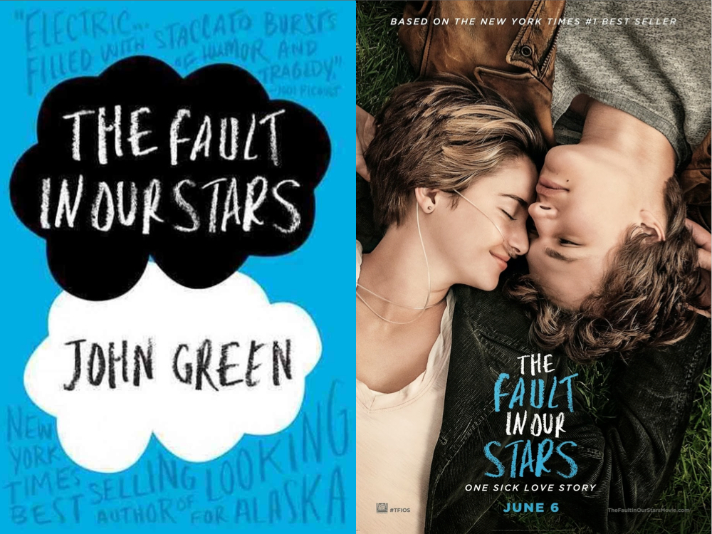 The Fault in Our Stars: Movie vs. Book Review