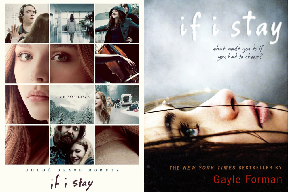 If I Stay Movie vs. Book