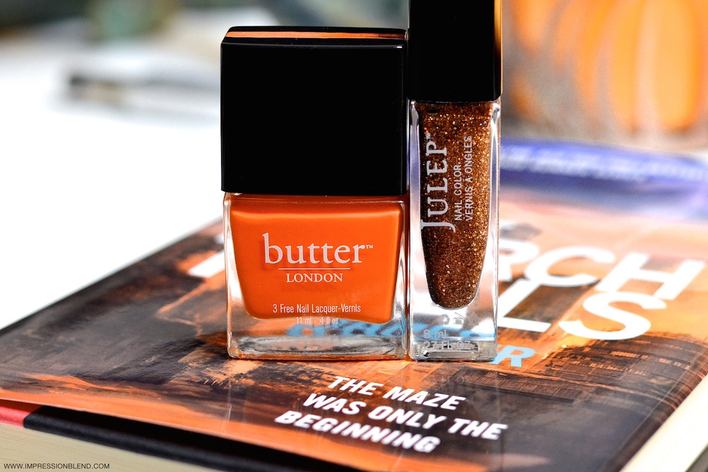 Butter London Silly Billy, Julep Diamond Theory