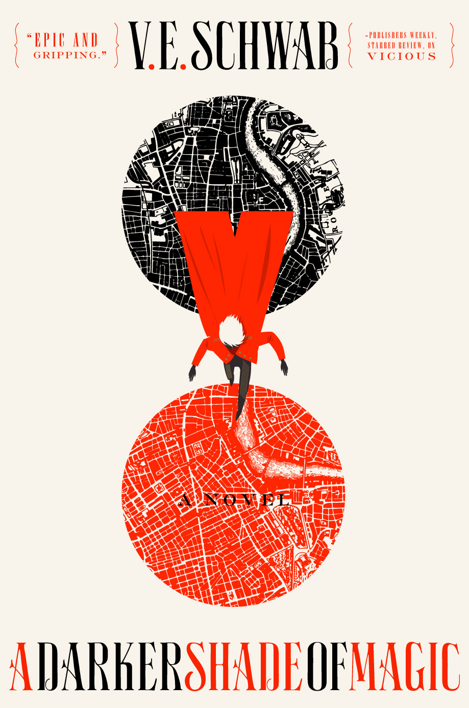 A Darker Side of Magic by V.E. Schwab