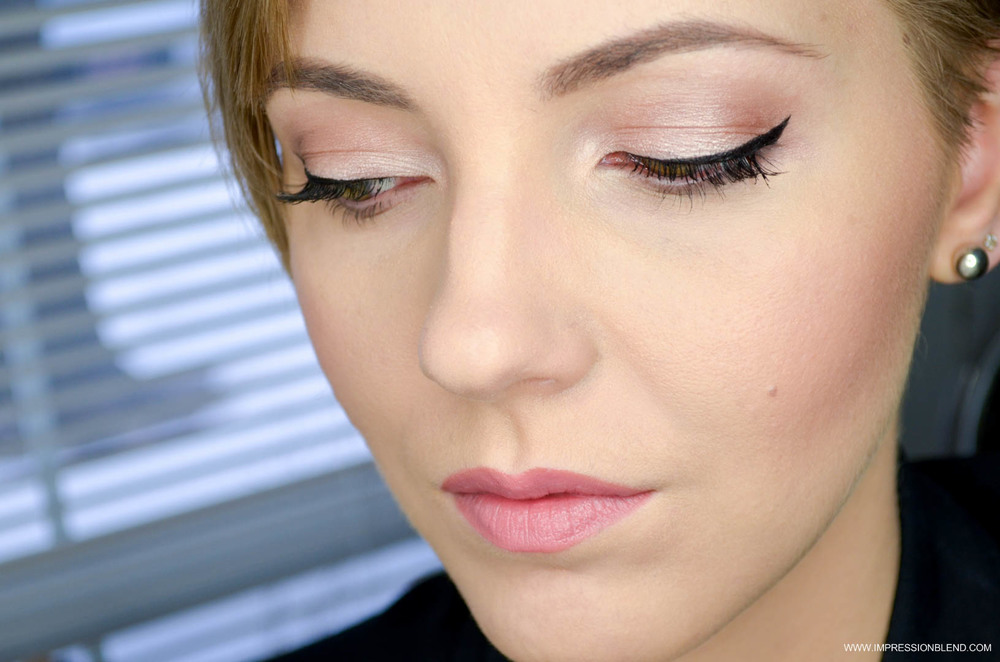 Makeup inspired by Kingsman - Gazelle