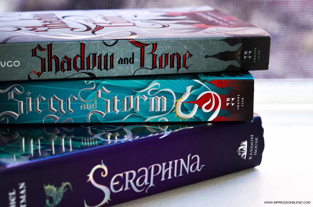 March Book Haul 2015 - fantasy