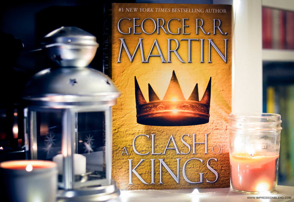 A Clash of Kings UK 1st Printing 1998 Voyager George R.R. Martin Game of Thrones