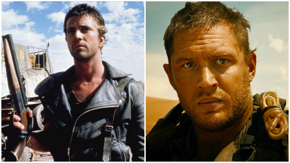 Mad Max - Mel Gibson Tom Hardy