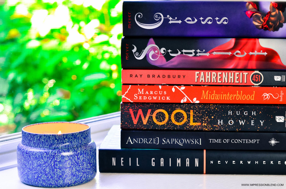 May 2015 book haul