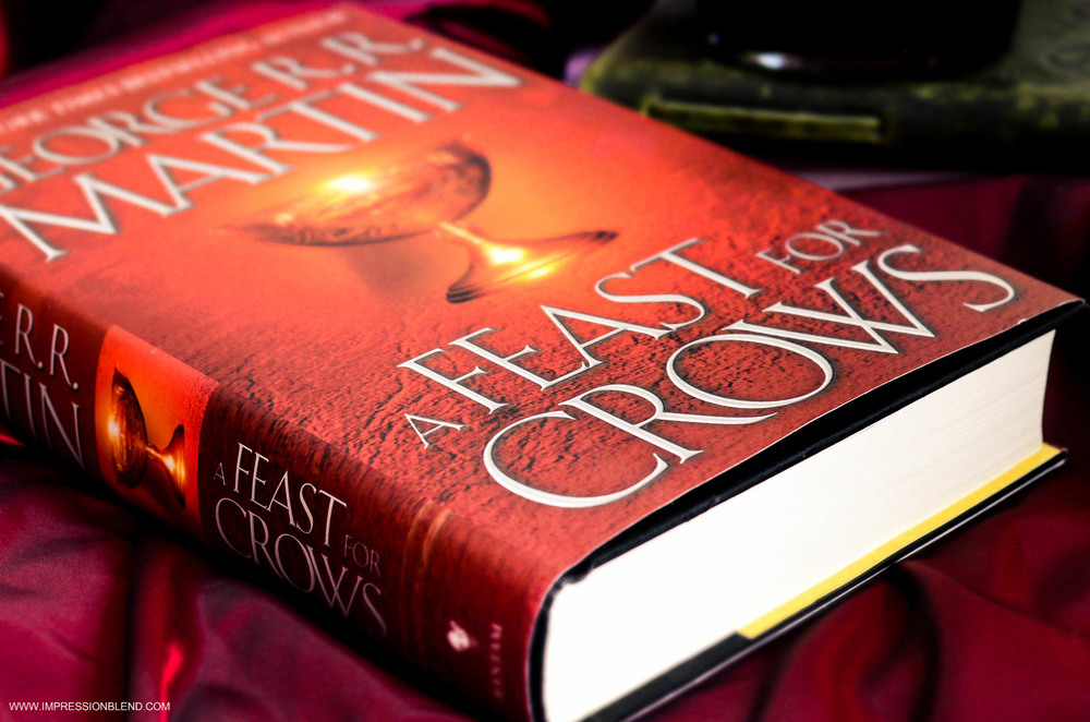 A Feast for Crows by George R.R. Martin Book Review