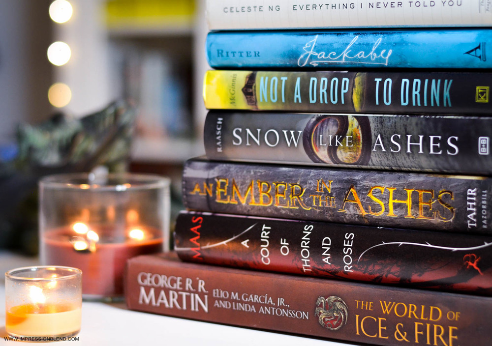 June Book Haul | 2015