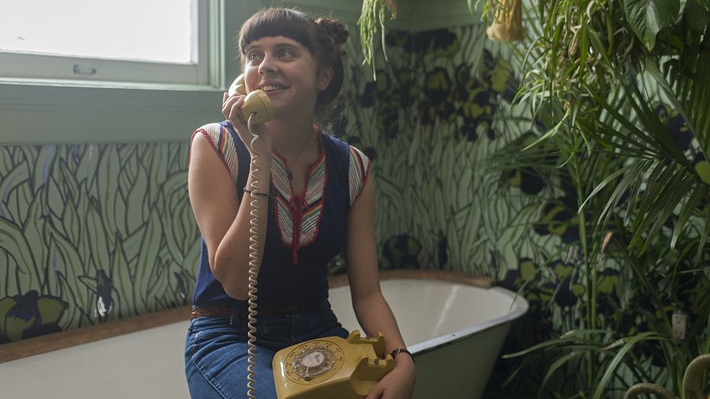 Bel Powley in The Diary of a Teenage Girl