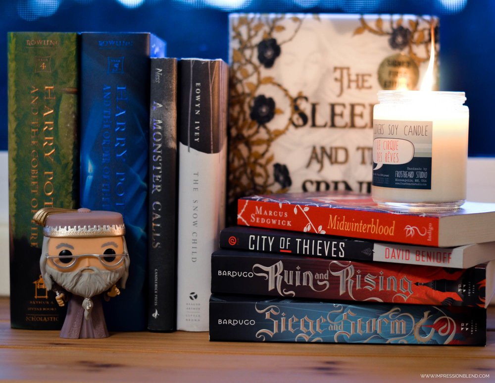 End of the Year TBR