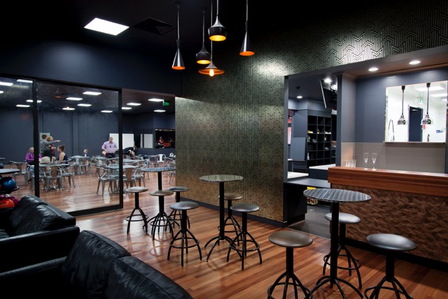 Club 300 Bowling and Bar — g2 architects