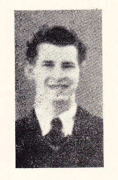 Martin Pollard, Commonwealth Scholarship,1956