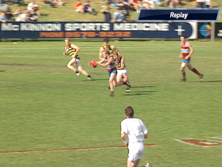 2001  VAFA A Grade Grand Final.  Watch the match