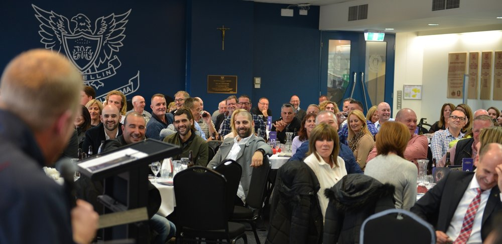 Picture: Marcellin Friends of Football Luncheon 2017
