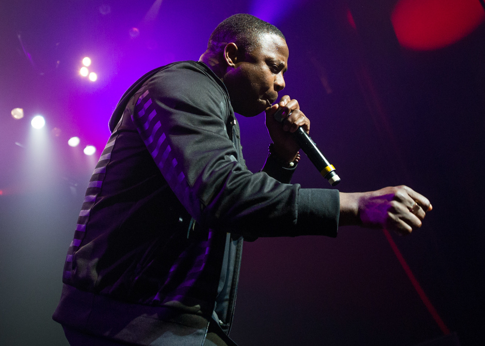 Doug E. Fresh @ Club Nokia | 2014