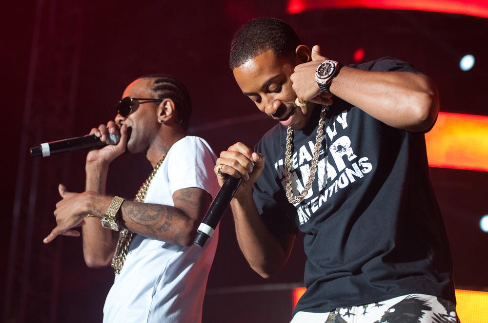 Ludacris @ Exposition Park | 2014