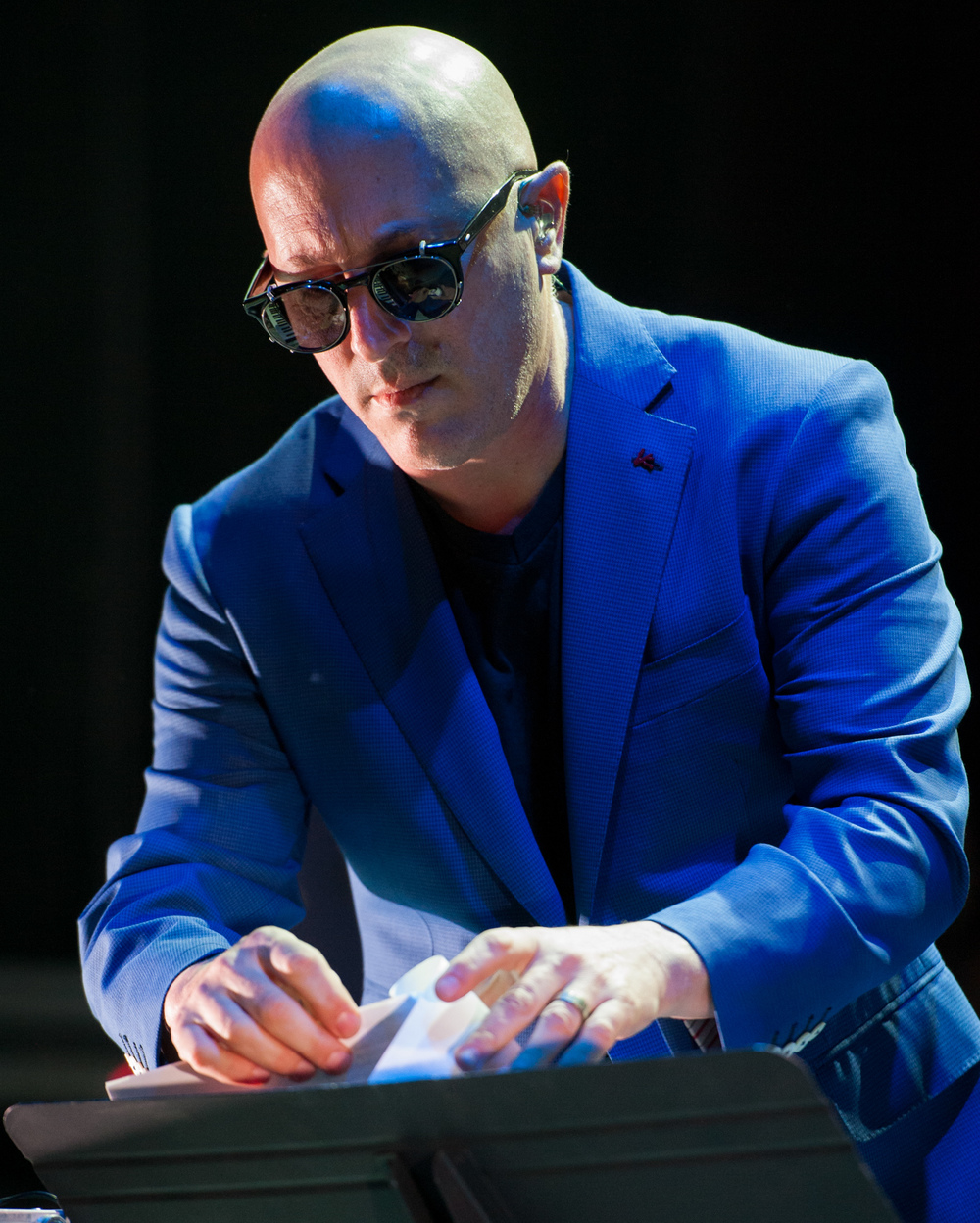 Maynard James Keenan of A Perfect Circle @ The Greek Theatre | 2014