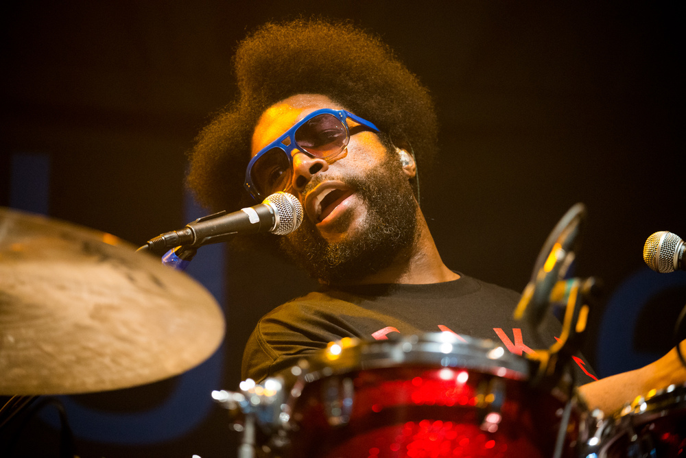 Questlove of The Roots @ Club Nokia | 2014