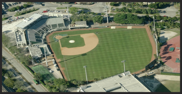 Mark Light Field, a jewel in Coral Gables.