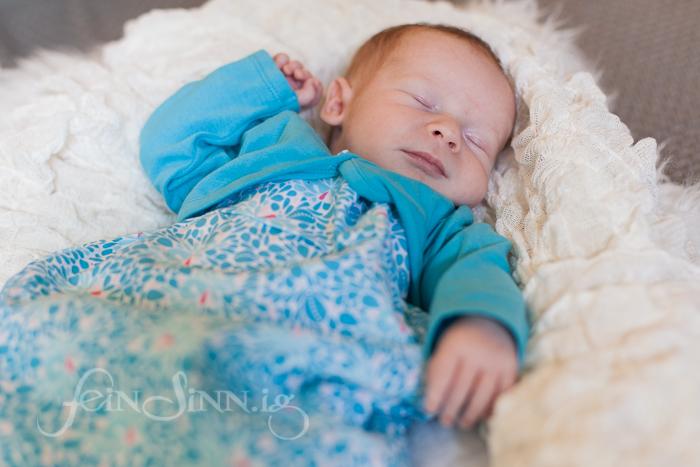 Babyfotografie München Fee Ronja Schineis