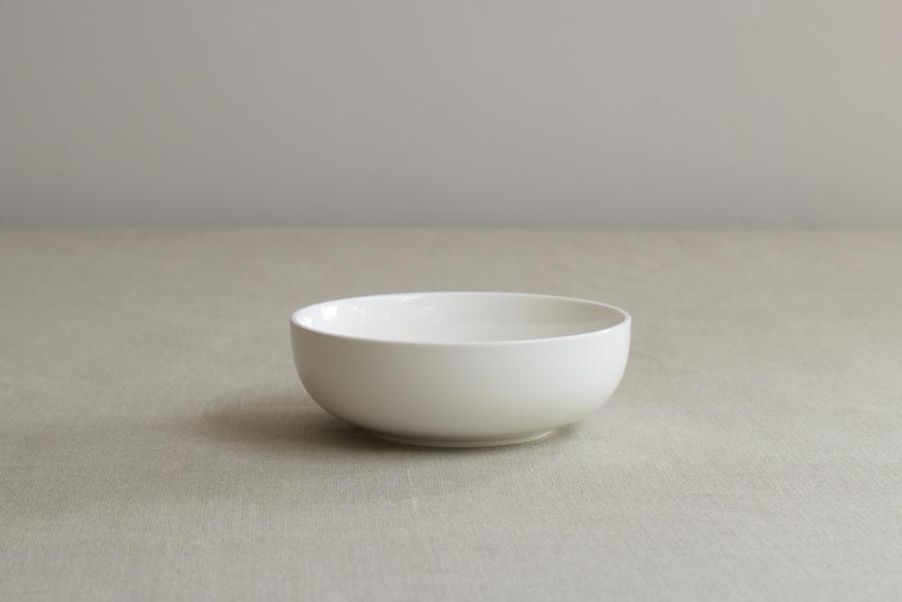 Sue Pryke White Cereal Bowl