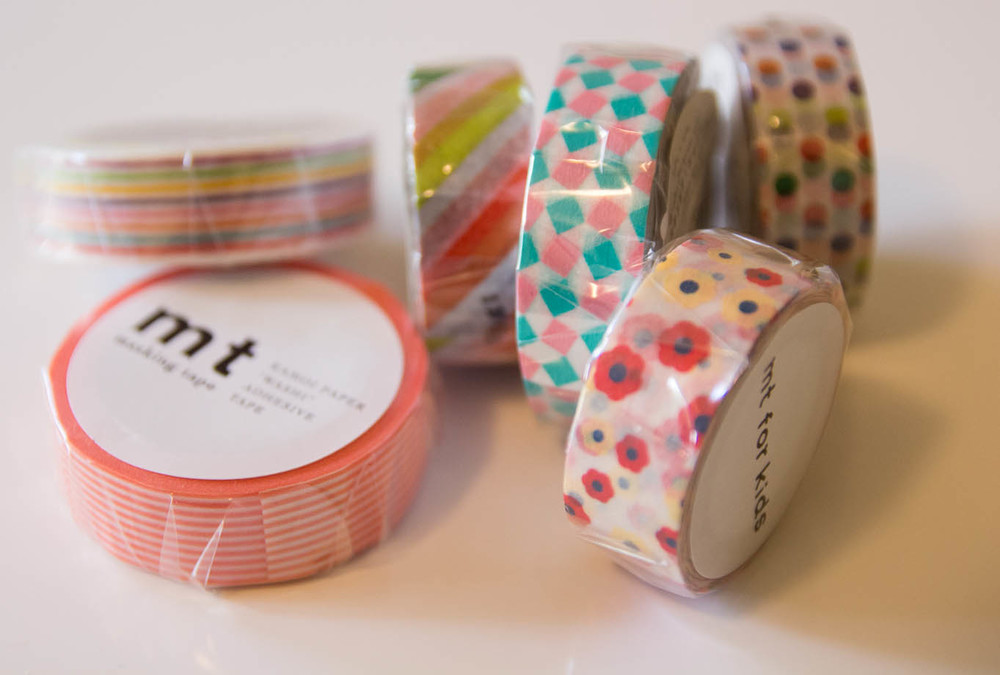 Beautiful washi tape that is less than half the price of what you have to pay in Australia.