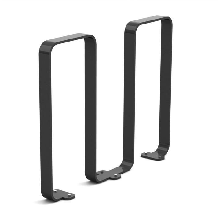 Frost 2080 - Linguini bike rack black.JPG