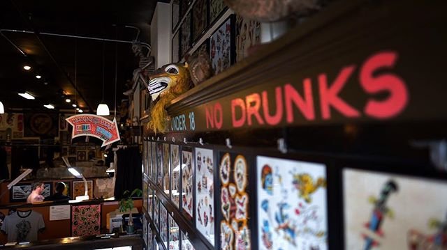 We're open every day. 11am-7pm #nodrunks