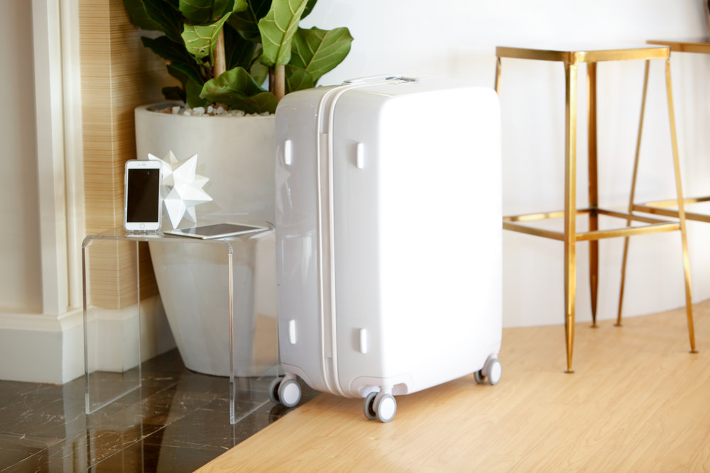 Through pairing the app with your personal set of smart luggage, Raden allows you to use location detection, manage the weight of your baggage and lock/unlock from your phone. Mezi is your personal travel assistant.