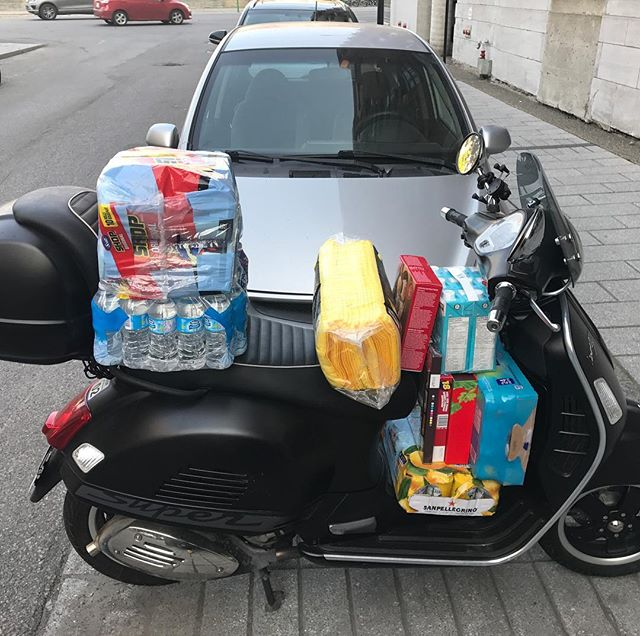 Making Montreal Great Again, 1 unsafe grocery trip at a time.