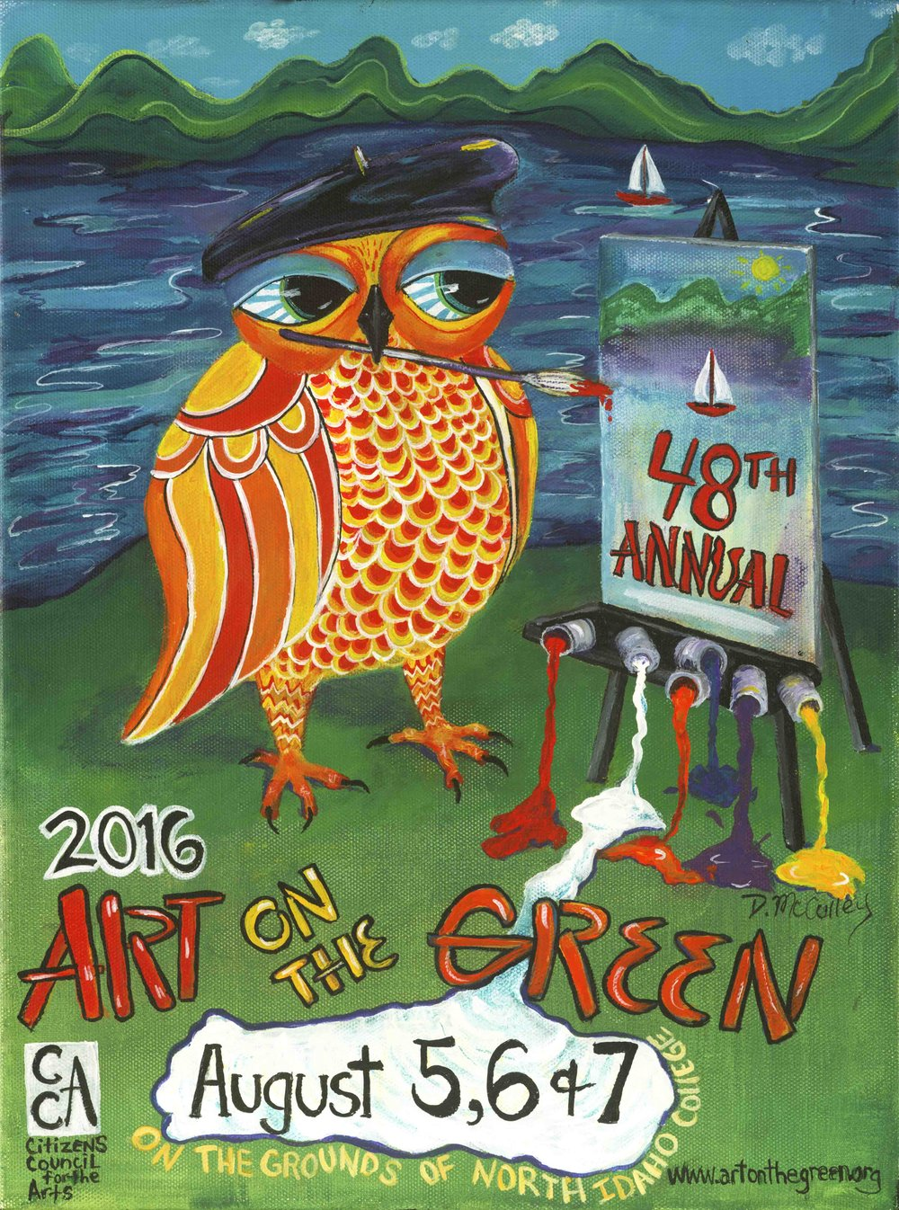 Art on the Green 2016.jpg