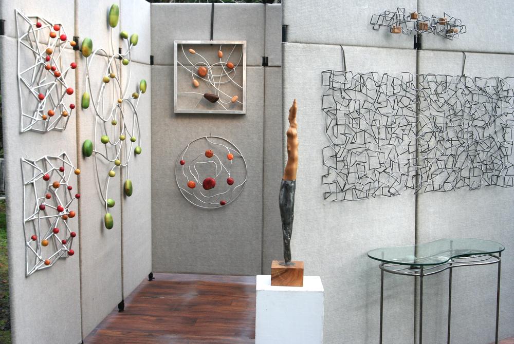 Yoshi Aoki art booth