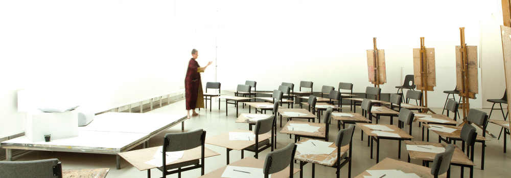 Still Life - Henrietta Moraes - Art School without audience - wide shot.jpg