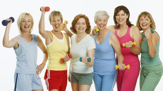 How exercise can help with Hot Flashes and other menopausal symptoms!