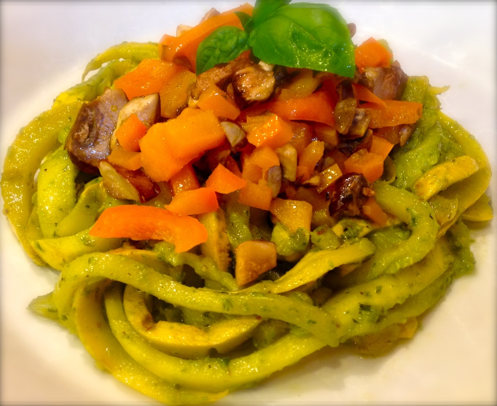 Vegetable Pesto