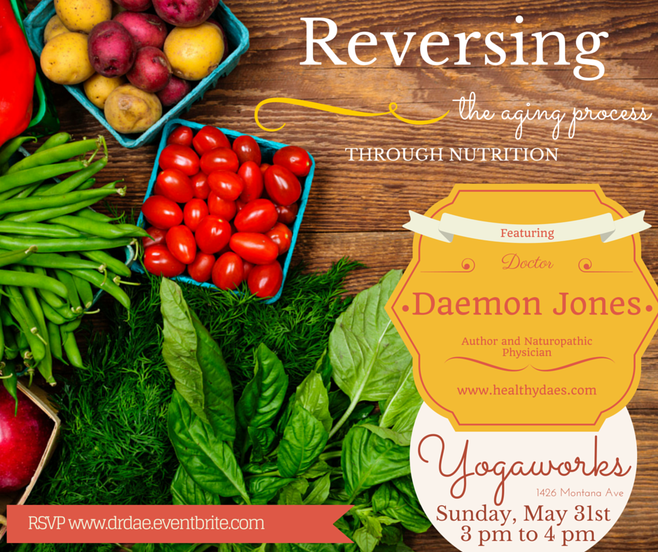 Reversing Aging Through Nutrition