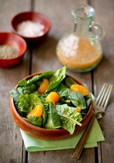 clemintine salad