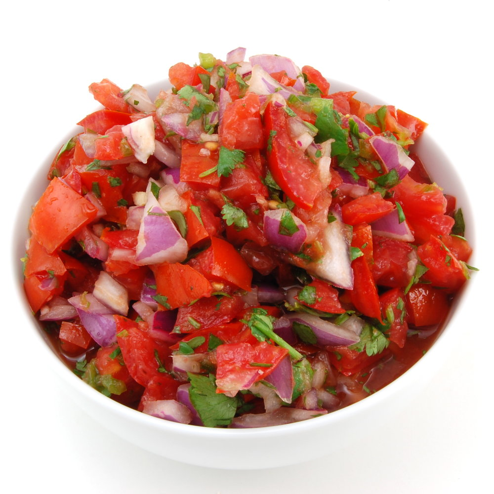 Traditional Salsa