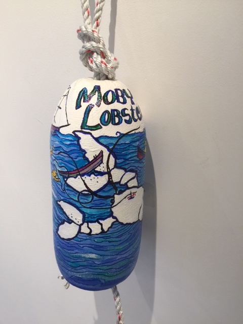 Copy of MarthaTattersall-MobyLobsterBuoy