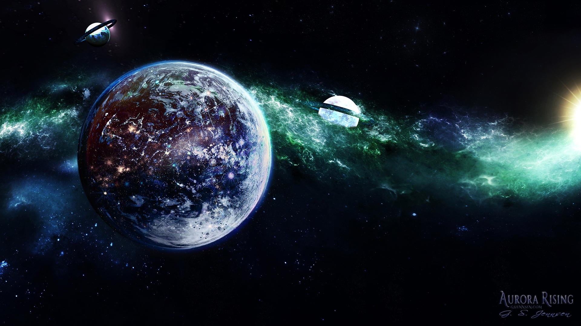 stars galaxy concepts - photo #14