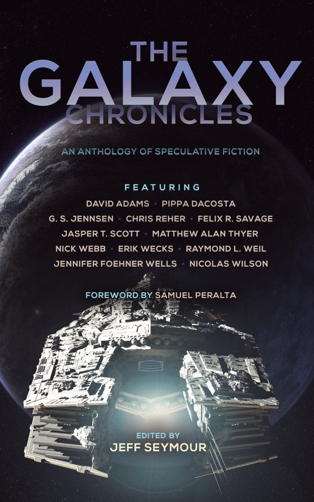 THE GALAXY CHRONICLES