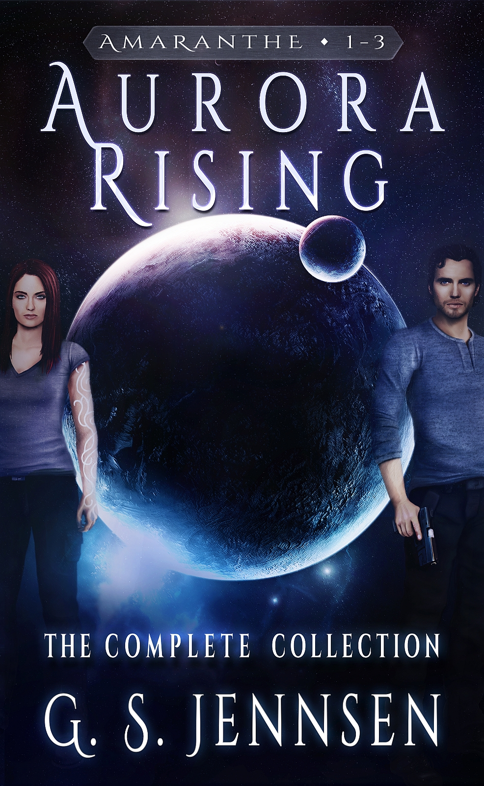 AURORA RISING: THE COMPLETE COLLECTION