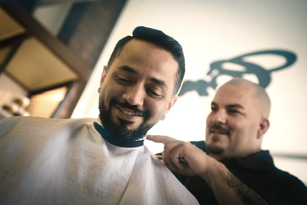 Crisp barbershop