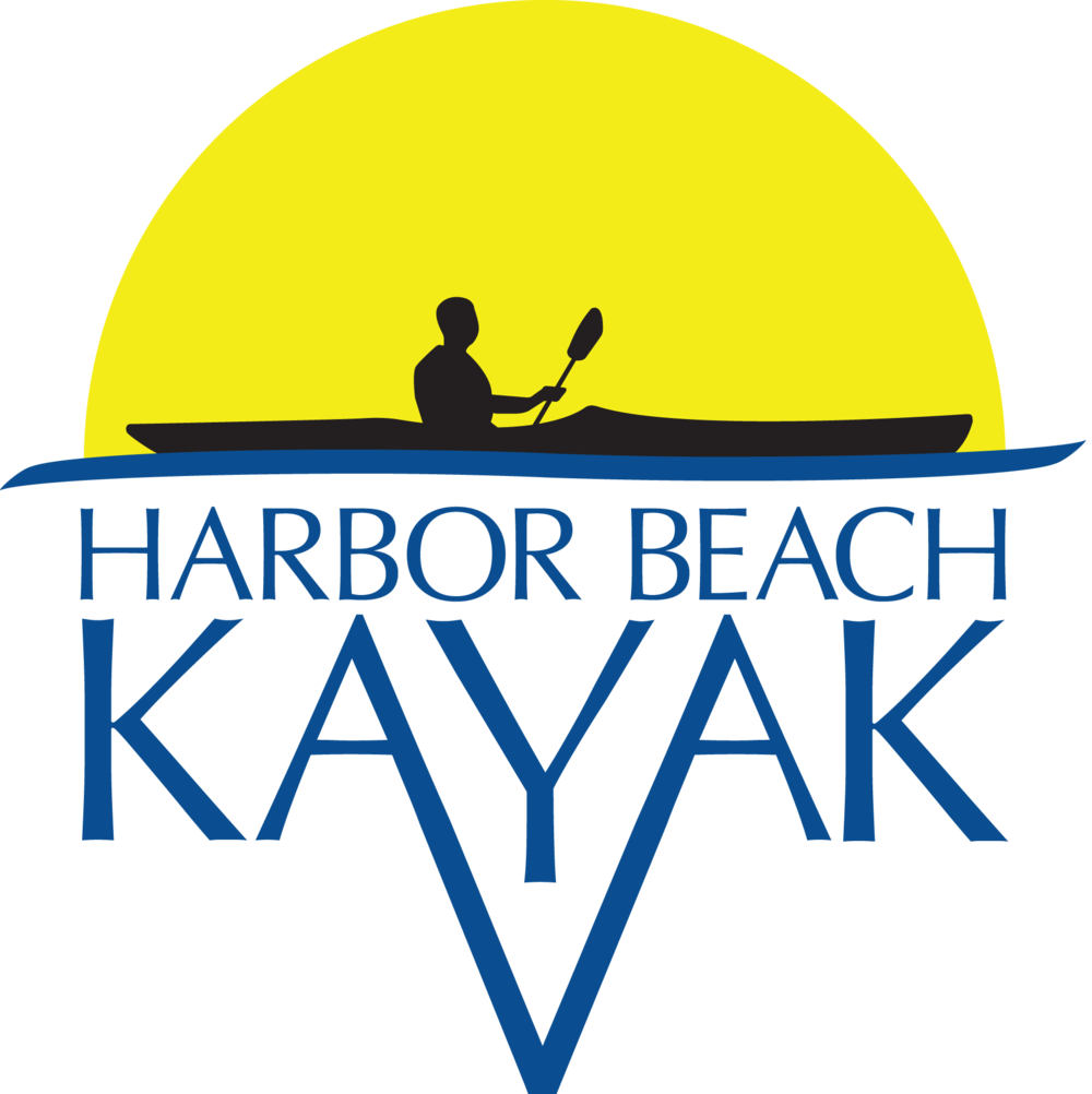 Harbor Beach Kayak Logo