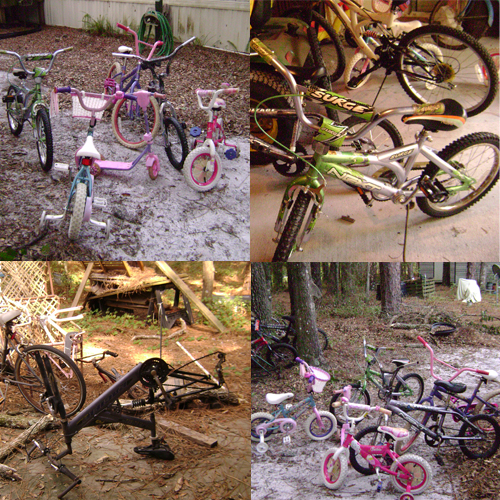 Picture-collage-of-bicycles-Bike-Ministry
