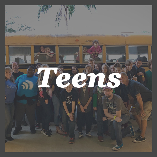 OAG Teens - Our teen ministries are very active at OAG!