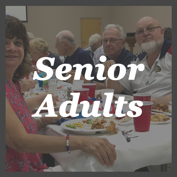 OAG Senior Adults - Come find out why we call our Senior Adults Group