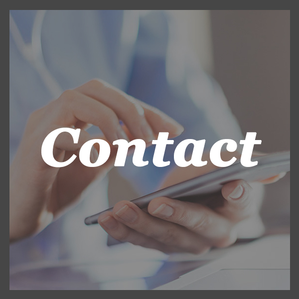 Contact - All of our contact information in one place.
